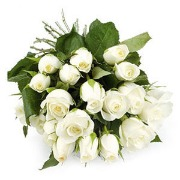 a-bouquet-of-white-roses