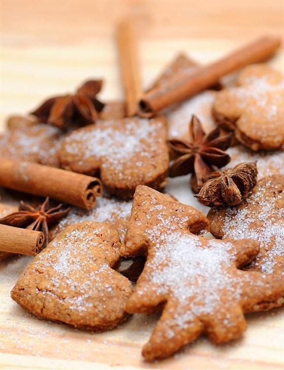 Имбирное печенье без глазури