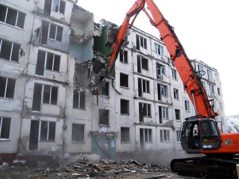 Москва решит судьбу пятиэтажек несносимых серий после 2017
