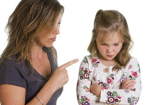Что делать если ребенка ругают чужие родители
