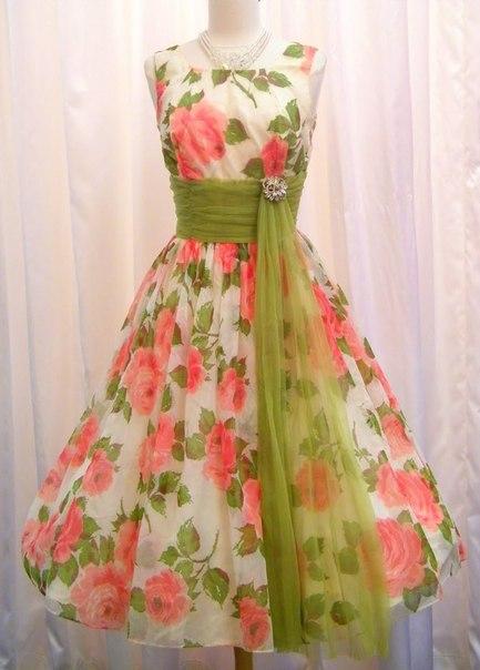 Летнее платье своими руками пышное 78