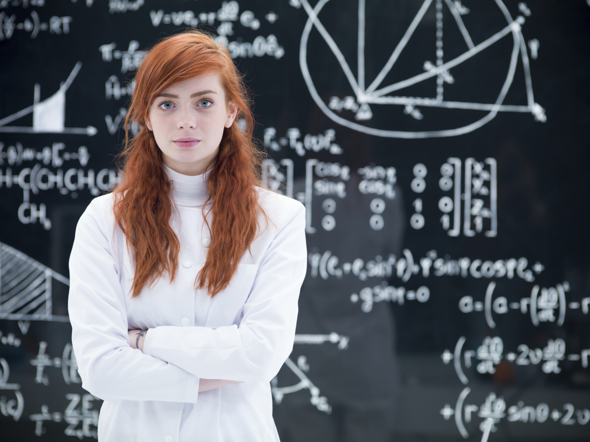 women with science The proportion of women with degrees in computer sciences has increased slightly at the master's and doctoral level but has declined at the bachelor's level.