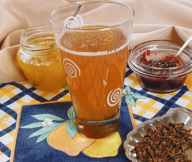 Пиво в домашних условиях из меда и 532