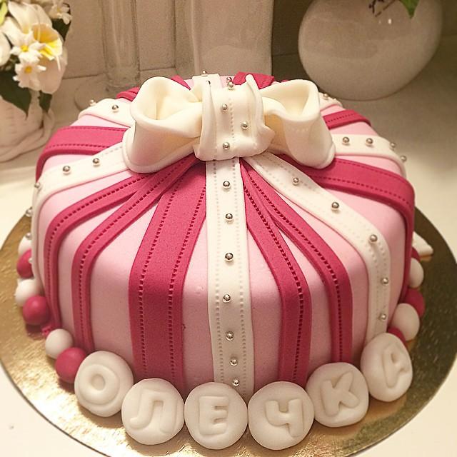Люблю, картинки торт на день рождения девушке