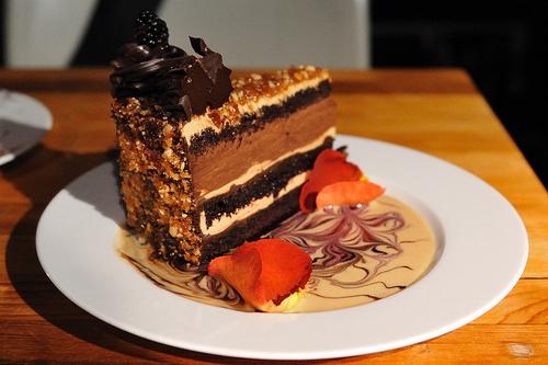 Фото кусочек торта ава