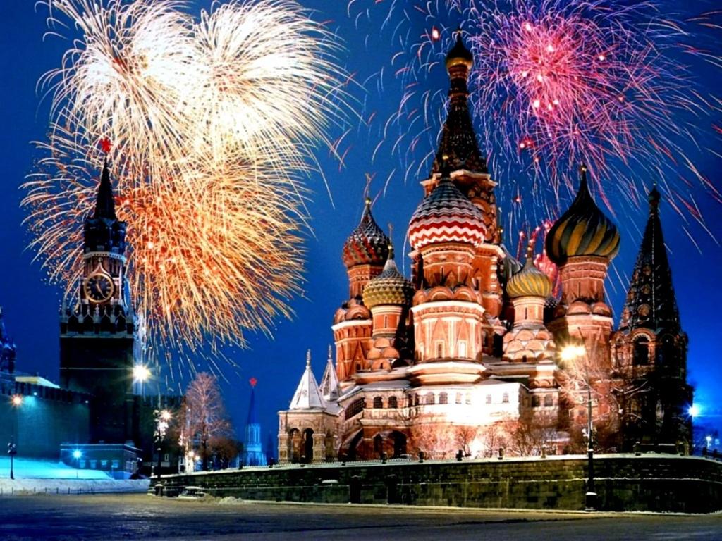 Новый год в россии картинки и фото, мая