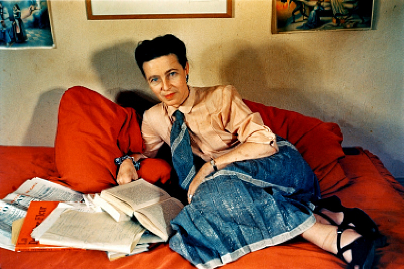 simone de beauvoir the woman in Ursula tidd lauds a timely restating of simone de beauvoir's bold fusion of intellect and emotion.