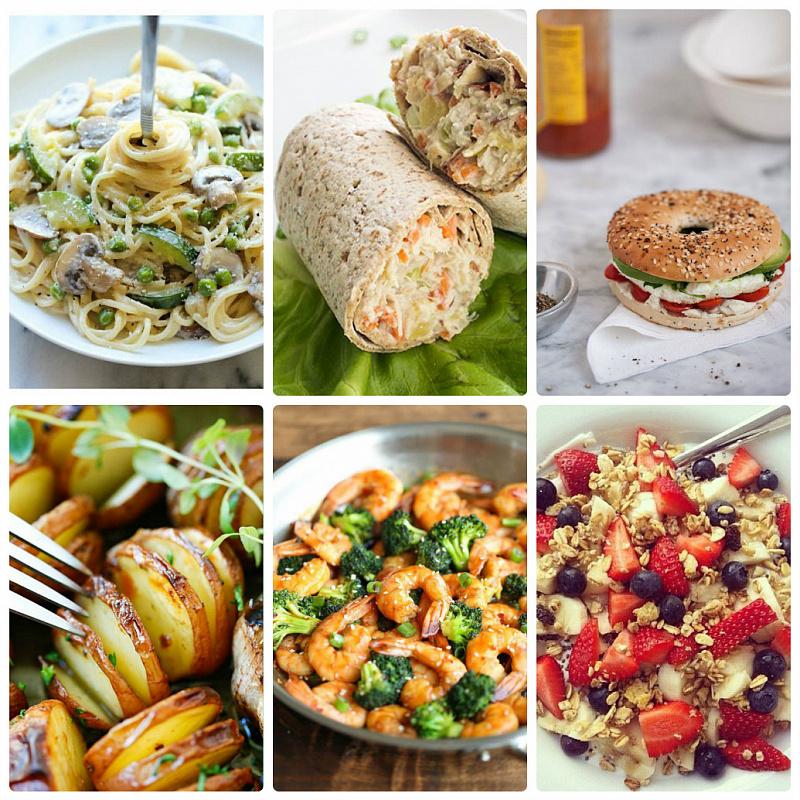 Что приготовить на ужин здоровое питание