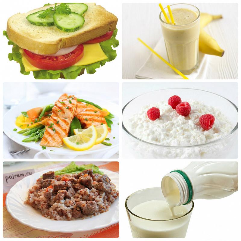 Начал завтракать чтобы похудеть