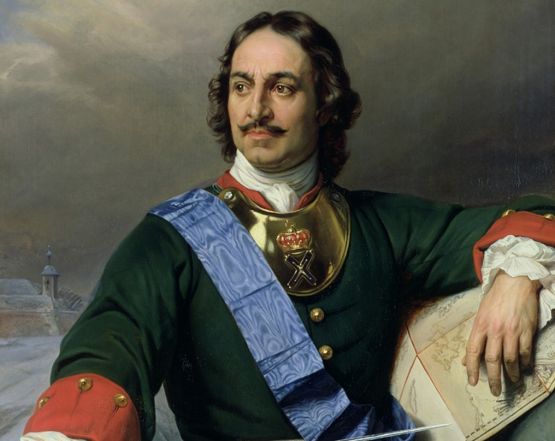 the life of peter the great an absolute monarch of russia Home » peter the great » peter the great it was designed to control their daily life so that his travels abroad had convinced peter that russia was.